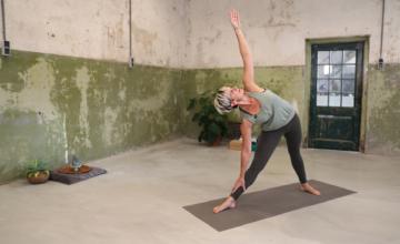 Doe mee met de Fit met yoga-challenge