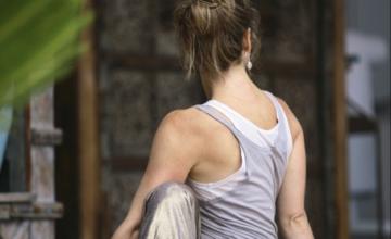 Oefeningen voor een soepele bovenrug