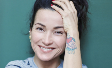 Birgit Schuurman: 'Eigenlijk ben ik best een lui wezen'