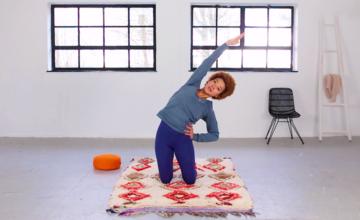 Ayurvedische yoga om in balans te komen