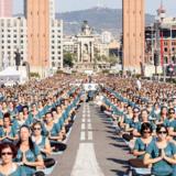 Naar Barcelona? Doe hier je yoga