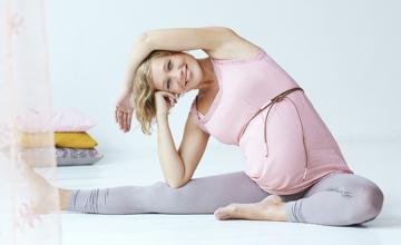 Yoga tijdens je zwangerschap (5 tips)