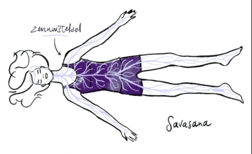 Savasana: de belangrijkste yogahouding