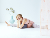 Yin yoga voor moeders in spe