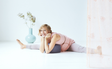 Yin yoga voor zwangere vrouwen