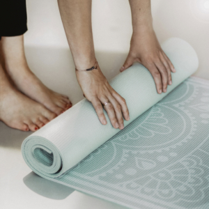 1 jaar Yoga Magazine & Yogatv + Love Generation yogamat
