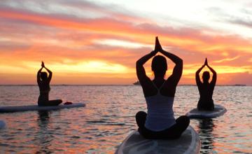 Agenda: yoga-tips voor augustus en september