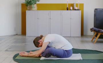 Keer naar binnen met Yin yoga