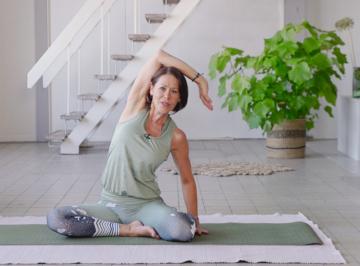 Lange les Yoga Nidra
