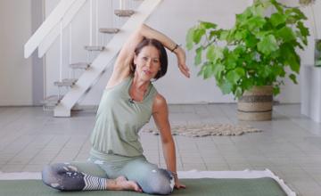 9 Lange les Yoga Nidra