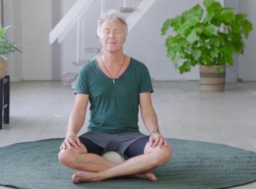 Lange meditatie met Tijn