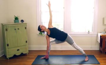 Yoga tegen angst
