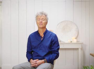 Meditatie: kijken naar gedachten