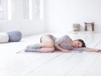 Wakker worden met yoga
