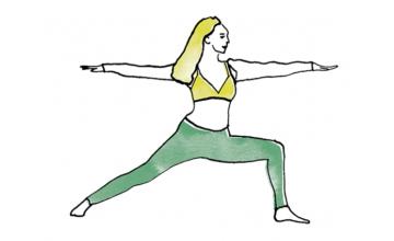 Last van nekpijn? Probeer deze 4 yogaoefeningen