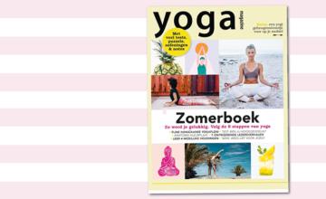 Duik in de 8 stappen van yoga met ons Zomerboek!