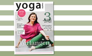 Het nieuwe Yoga Magazine is er!