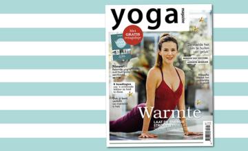 Het nieuwe Yoga Magazine ligt in de winkel