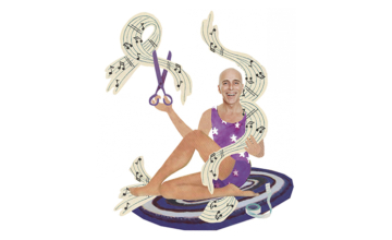 Namasplay: muziek tijdens de yogales