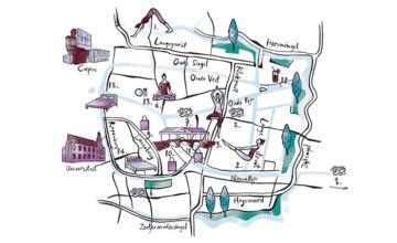 Leiden Yoga citygids