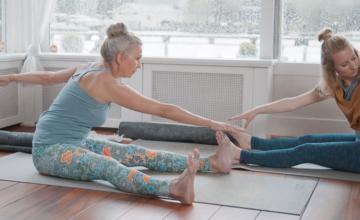 Verwijder energieblokkades met Satyananda yoga
