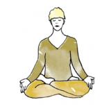 Oefeningen tegen stress: doe yoga thuis