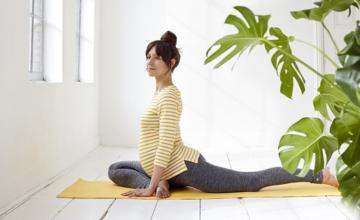 Yin yoga tijdens je zwangerschap