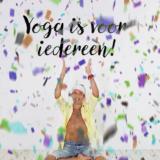 Gratis yogales: Yoga is voor iedereen
