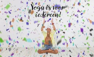 Yoga is voor iedereen