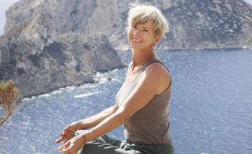 Deze yogareis naar Ibiza kreeg een onverwachte wending