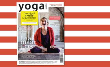 Nu in de winkel: het nieuwe Yoga Magazine