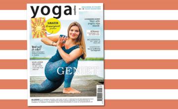Nu op de mat: het nieuwe Yoga Magazine