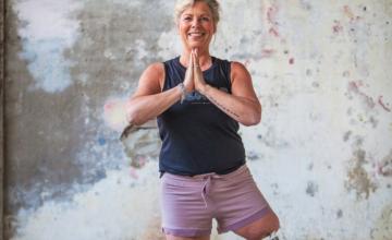 Yoga met een beperking