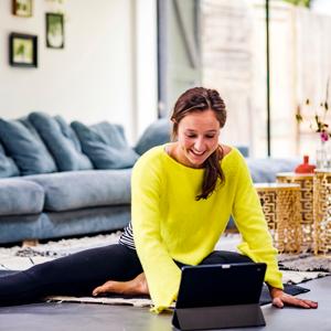14 dagen gratis Yogatv, daarna 7,50 per maand