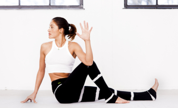 Lente-yoga-detox: 7 oefeningen om te ontgiften