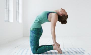 Pijn in je onderrug tijdens de yoga? Alternatieven voor achteroverbuigingen