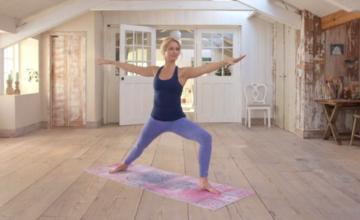 Yogales voor beginners