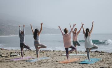 Vier Internationale Yogadag 2020