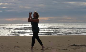 'Met Odaka yoga maak je je grenzen vloeibaar op alle niveaus'