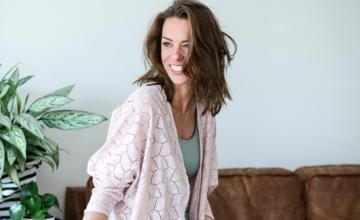 Rianne Roodbeen: 'Sinds mijn ziekte begin en eindig ik de dag met voelen'