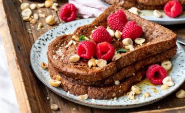 Lekkere recepten voor een vegan ontbijt zonder zooi