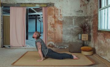 Yoga voor mannen: Zachte flow voor soepele spieren en energie
