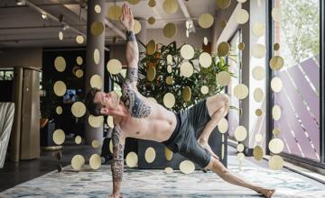 De dierbaarste bezittingen van yogadocent Sebastiaan