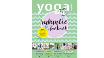 Yoga Magazine vakantieboek - 2018