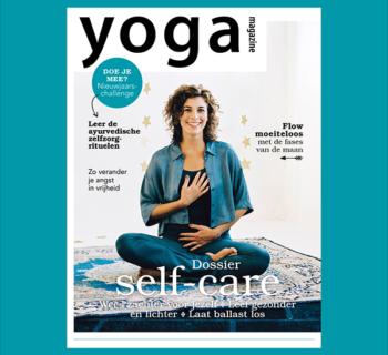 Yoga Magazine 6 is uit!