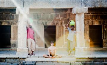 Het verhaal achter Baddha Konasana: keer naar binnen