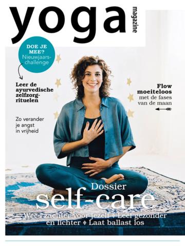 Het nieuwe Yoga Magazine is nu te bestellen