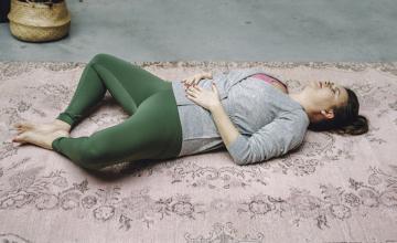 Yogaoefeningen voor je bekkenbodemspieren