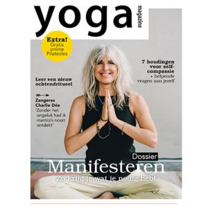 6 maanden Yoga Magazine & Yogatv + nieuwste editie