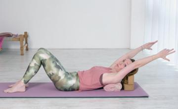 Pilates voor je schouders